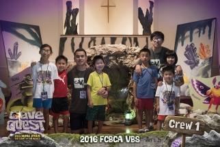 2016 FCBCA VBS Crew 1