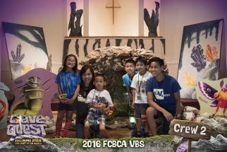 2016 FCBCA VBS Crew 2