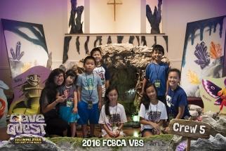 2016 FCBCA VBS Crew 5