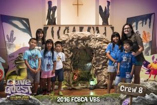 2016 FCBCA VBS Crew 8