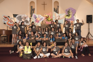 2016 FCBCA VBS Year of Service