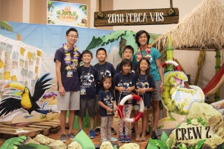 2018 FCBCA VBS Crew 2 Photo