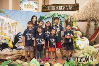2018 FCBCA VBS Crew 4 Photo
