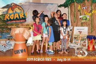 2019 FCBCA VBS CREW 4 FUN