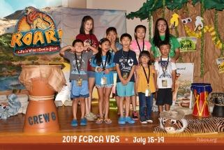 2019 FCBCA VBS CREW 6 FUN