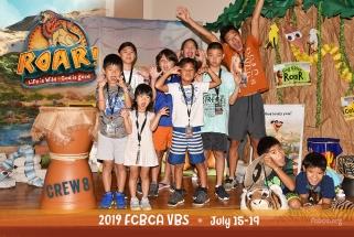2019 FCBCA VBS CREW 8 FUN
