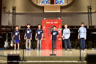 2017 GMBA Association Bible Drill Children group_4431